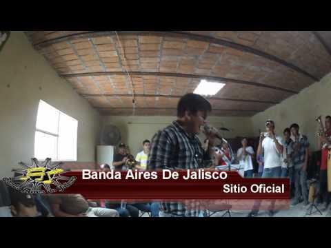Banda Aires de Jalisco Olvidarte No Sera Sencillo