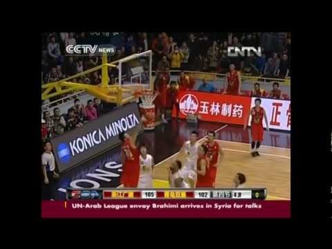 [CCTV_NEWS]Qingdao 102:108 Guangsha(T-Mac:41pts6reb2ast)【Game.12】