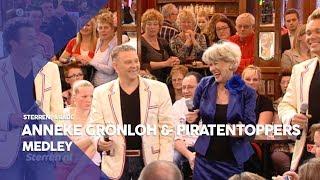 Anneke Grönloh & Piratentoppers - Medley | Sterrenparade