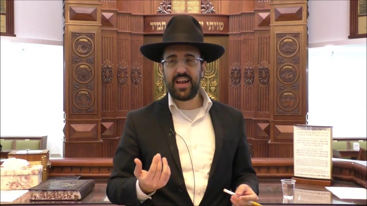 הרב מאיר אליהו   ביטול תורה באיכות   משכן יהודה