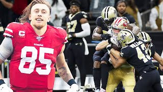 George Kittle's Best Play from Every Game of the 2019 Season