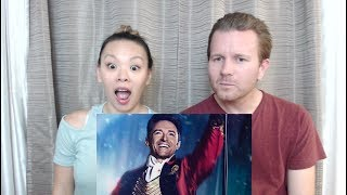 The Greatest Showman Official Trailer 2 - Reaction & Review
