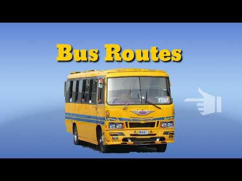 Public Transportation Barbados | How to get around Barbados