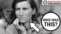hqdefault - Famous Photo Depression Women