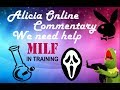 Alicia Online - Commentary w/ Friends! We need help