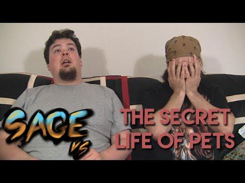 Sage vs. The Secret Life of Pets