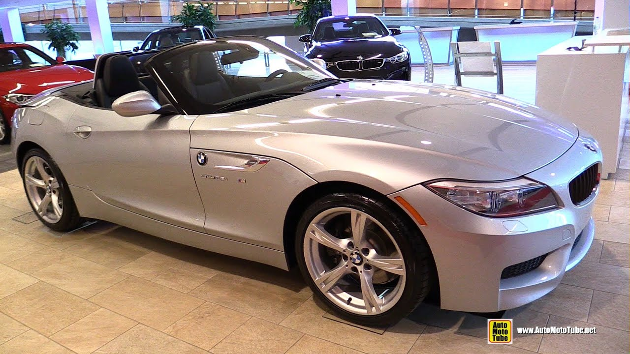 2015 Bmw Z4 Sdrive 28i Roadster Exterior And Interior