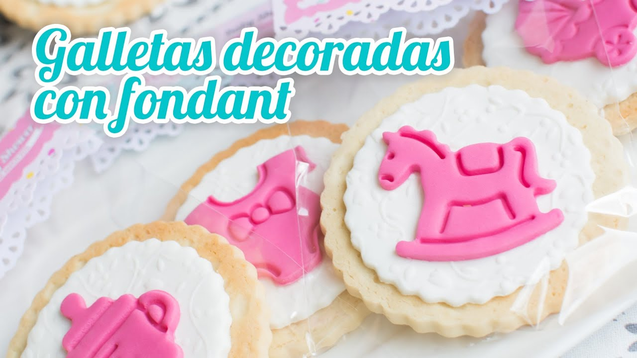 Galletas De Mantequilla Decoradas 15 Mesa Dulce Para Baby Shower Quiero Cupcakes
