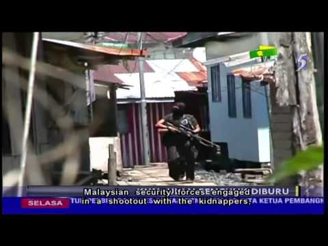 Chinese worker kidnapped in Malaysia's Borneo island - 06May2014