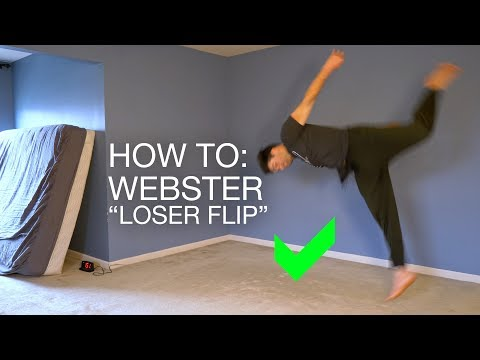 How to: Webster Flip Learn Inside