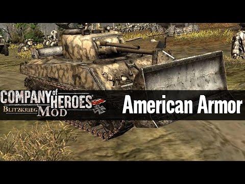 American Armor - Company of Heroes : Blitzkrieg Mod