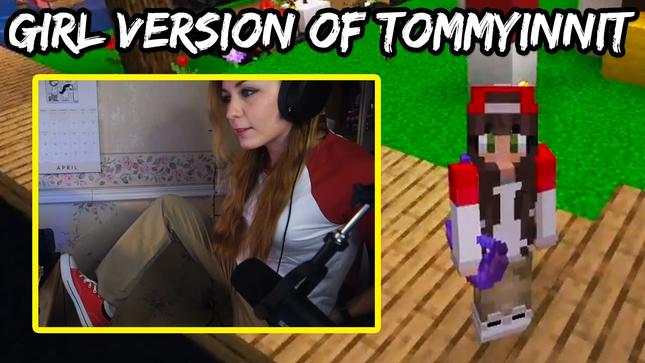 Download Puffy BECOMES The Girl Version Of TommyInnit & KILLS Antfrost Because Of BadBoyHalo! (Dream SMP)