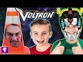 CONE HEAD Doesn't Want HobbyKids to Find Surprise VOLTRON Toys