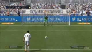 FIFA 14 Gameplay (PS4 HD) [1080p]
