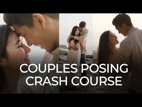 The First 5 Couples Poses Every Photographer Needs To Learn | Mastering Your Craft