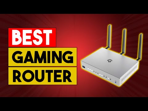 BEST GAMING ROUTER - Top 7 Best Gaming Routers In 2021