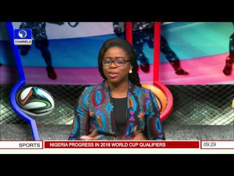 Sports This Morning: Analysis Of Nigeria 2-0 Defeat Of Swaziland -  18/11/15 Pt 3
