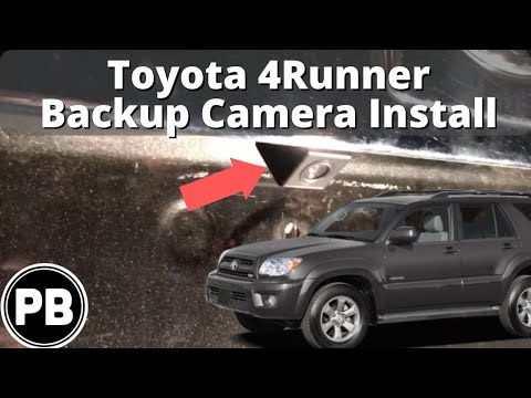2003 - 2009 Toyota 4Runner Backup Camera Install - YouTube Back Up Lamp Wiring Diagram Runner on 1996 4runner wiring diagram, 2000 4runner engine swap, 2000 4runner exhaust, toyota wiring diagram, 2000 4runner schematic, 1995 4runner wiring diagram, home wiring diagram, 2000 4runner repair manual, 2000 4runner starter, 2000 4runner maintenance schedule, 2000 4runner distributor, 2000 4runner radiator, 1998 4runner wiring diagram, 2000 4runner frame, 2000 4runner firing order, 1990 4runner wiring diagram, 2000 4runner motor, 2000 4runner dash removal, 2000 4runner rear suspension, 2000 4runner thermostat,