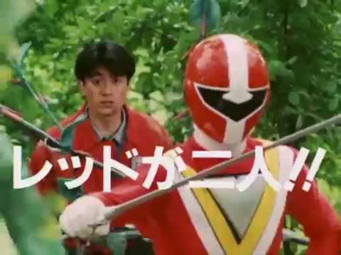 Chikyu Sentai Fiveman Episode Previews