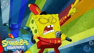 "SpongeBob SquarePants ""Sweet Victory"" Performance 🎤 Band Geeks 