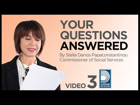 Housing With Supports in Beaverton - Questions and Answers with Stella (Video 3)