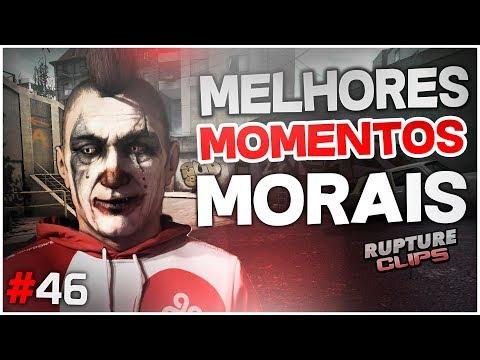 #46 MORAIS: TWITCH MELHORES MOMENTOS