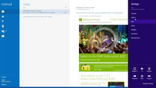 Windows Mail App on Windows 8.1- Review