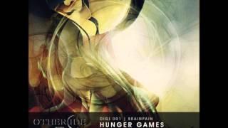 Brainpain-Hunger Games