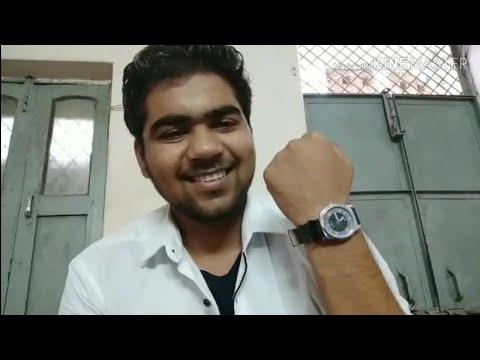 Unboxing Video Of A Watch Of A Maxima..what A Look एक बार इस वीडियो को जरूर देखें
