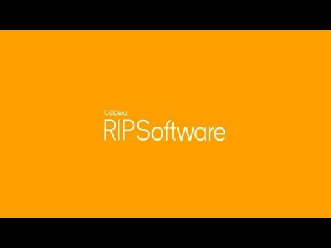 Product Presentation RIP SOFTWARE : From Design to Printing