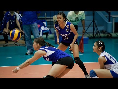 60 Touches | UAAP S73 ADMU VS UST