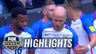 Michael bradley stuns mexico with long range goal | 2017 concacaf world cup qualifying highlights