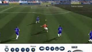 Fifa 08 Rooney Muhteşem gol Thumbnail
