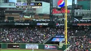 Curtis Granderson 2012 Highlights