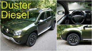 Renault Duster Diesel - движение с комментариями (60p)