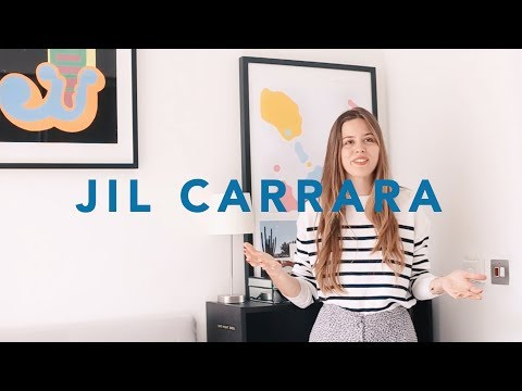 MY SUSTAINABLE WARDROBE with Jil Carrara
