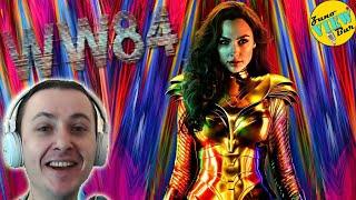 🎬 ЧУДО-ЖЕНЩИНА 1984 - РЕАКЦИЯ на Трейлер / Wonder Woman 1984 Trailer REACTION
