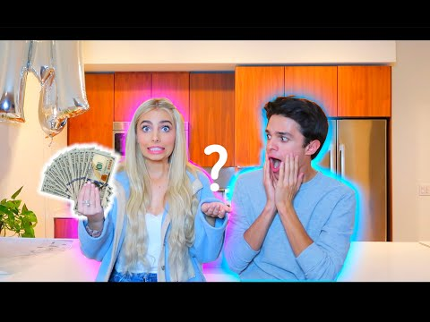 PAYING BRENT $10,000 TO TELL ME HIS DEEPEST SECRETS! IS HE DATING EVA?! from YouTube · Duration:  8 minutes 29 seconds