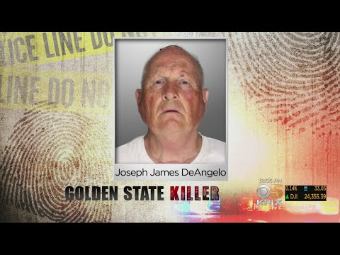 Golden State Killer Suspect Set To Appear In Court For First Time