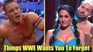 10 John Cena SECRETS WWE Doesn't Want You To Know!