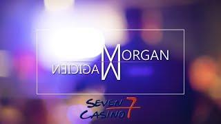 Morgan le Magicien ... au Casino Seven d'Amnéville