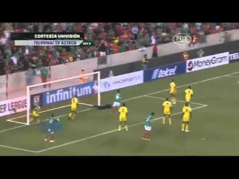 México Vs. Guyana 5-0 Eliminatorias Rumbo a Brasil 2014 [12/10/12]