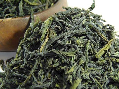 Tipos de té verde chino y japonés