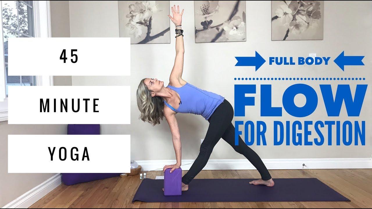 Power Vinyasa Yoga - 45 Minute Full Body Flow for ...