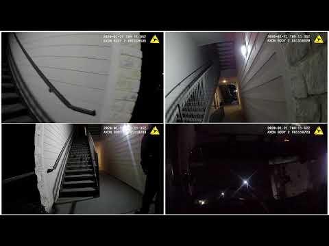 denton police department body camera footage in darius tarver's death