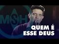 Download QUEM É ESSE DEUS Missionário Shalom DVD180Graus MP3 song and Music Video
