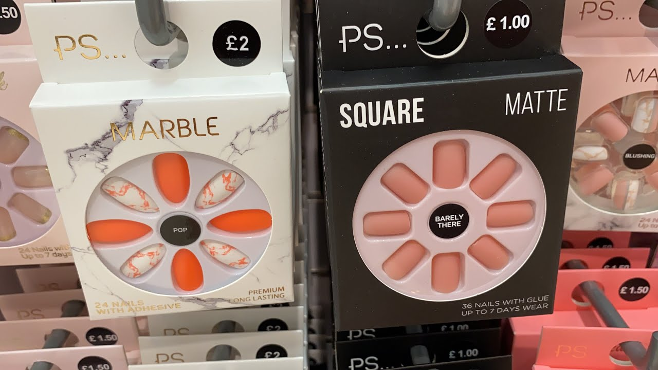 Primark Nails and It's Accessories | July, 2020