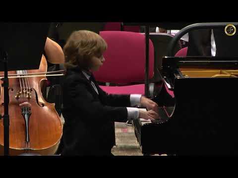 Mozart Concerto no.23 in A major k.488 1part/ Elisey Mysin