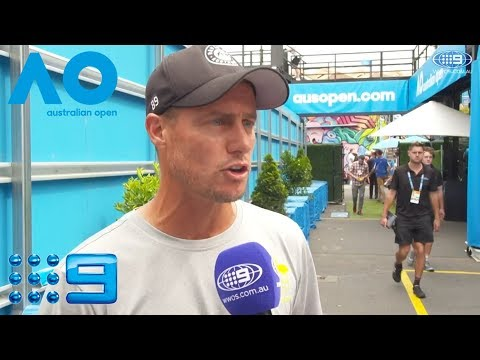 Hewitt responds to Tomic attack | Wide World Of Sports
