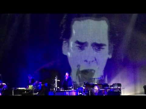 Nick Cave and the Bad Seeds, Greek Theatre in Berkeley, June 24th 2017